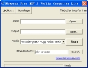 Newpear Free MKV 2 Vorbis Converter Lite