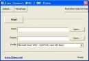 Free Convert MPEG 2 WMP Video