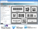 Silverlight Barcode Professional