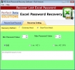 El software para desbloquear contrase�as de Excel. (Excel Password Unlocker Software)