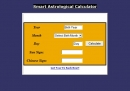 Smart Astrological Calculator