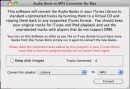 Mac Audio Book Converter