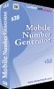 Mobile Number Generator
