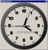 Desktop Clock-7