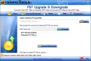 SysInfoTools PST Upgrade and Downgrade