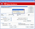 Numbering PDF Documents