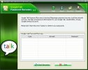Google Talk Password Recovery (Google Talk Password Recovery)