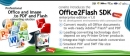 Office document to PDF and Flash Converting SDK
