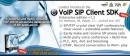 VoIP SIP Client SDK
