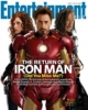 Free Iron Man 2 Screensaver