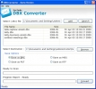 Convert DBX to Windows Live Mail