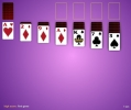 One Card Three Pass Klondike Solitaire