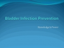 Bladder Infection Prevention 2