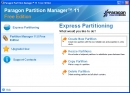 Paragon Partition Manager Free Edition (32-bit)