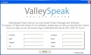 ValleySpeak Signup Form