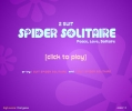spider solitaire, 2 suit - Solitario \