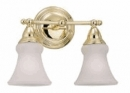 Brass Wall Lights - Puzzle