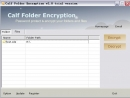 Calf Folder Encryption