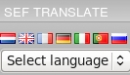 SefTranslate basic