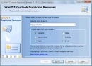 WinPST Outlook Duplicate Remover