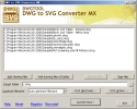 DWG to SVG Converter MX