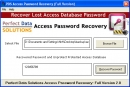 Crack MS Access Password