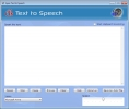 Text into Speech