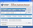 Outlook Duplicate Contacts Remover