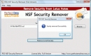 Lotus Notes NSF Security Remover