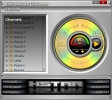 Xstar Radio CD Chrome