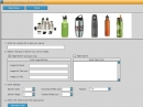 Steel Water Bottle  Banner Software