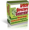 Article Directory Generator