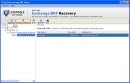 Exchange BKF Backup Recovery