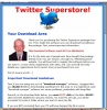 Twitter Superstore