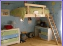 Kids Loft Beds - Puzzle