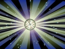 Atomic Clock ScreenSaver
