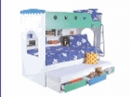 Triple Bunk Beds - Puzzle