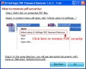 Pdf Print and Copy Restrictions Remover