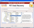 Restore PST File in Outlook