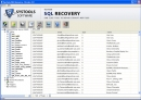 MDF File Recovery Software
