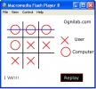Tic Tac Toe Flash