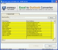 Convert Excel to PST