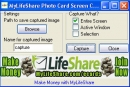 MyLifeShare Photo Card Screen Capture