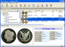 Programa Coleccionista de Moneda CoinManage UK (CoinManage UK Coin Collecting Software)