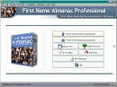 First Name Almanac