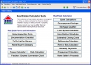 Real Estate Calculator Suite