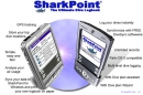 SharkPoint for Palm, the scuba dive log