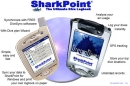 SharkPoint for PocketPC, the scuba dive log