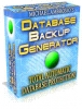 Database Backup Generator