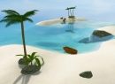 Secret Island 3D ScreenSaver